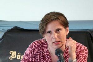 Lucie Merhautová © Kurt Krolop Forschungszentrum