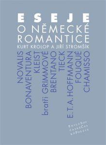 Umschlag des Buches mit den Essays von Kurt Krolop und Jiří Stromšík (erschienen im VErlag Pavel Mervart)