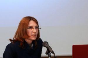 Nikola Mizerová © Kurt Krolop Forschungsstelle