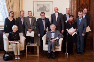Vědecká rada Centra Kurta Krolopa pro německou literaturu v Čechách © Centrum Kurta Krol