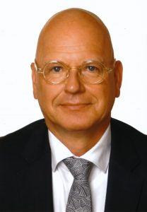 Prof. Dr. Manfred Weinberg © Kurt Krolop Forschungsstelle