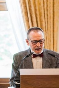 Prof. em. PhDr. Jiří Stromšík, Csc. © Kurt Krolop Forschungsstelle