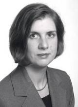 Prof. Dr. Irina Wutsdorff © Kurt Krolop Forschungsstelle